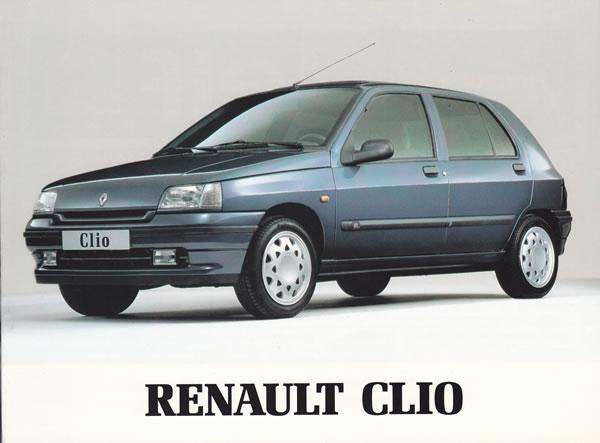 Renault Workshop Manuals PDF free download